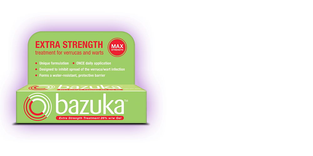 Bazuka extra strength treatment gel